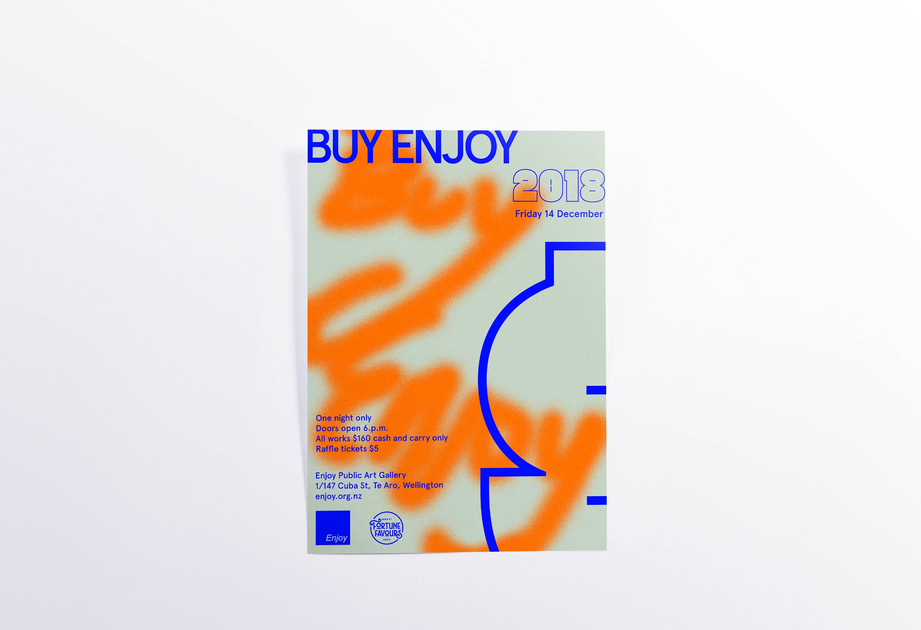 Buy Enjoy 2018 Poster