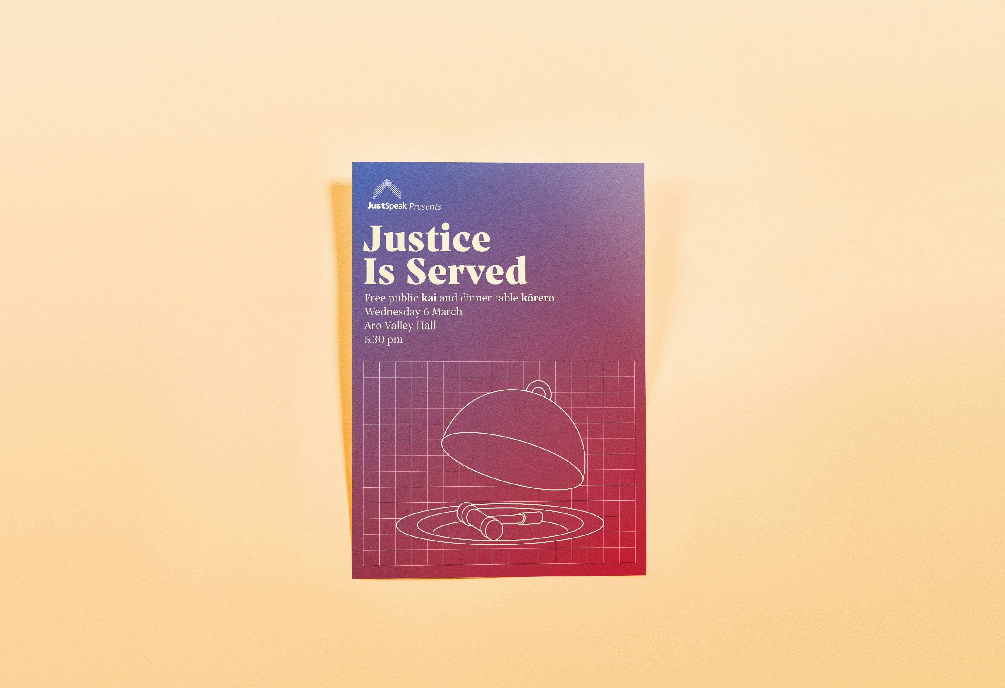 Justice is Served Poster 2019