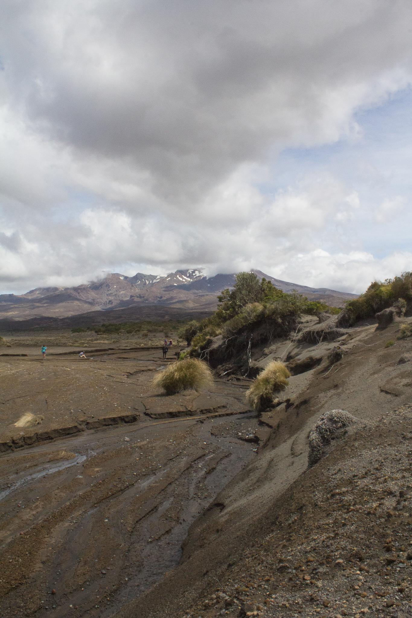 Mt Ruapehu, Semester One, '18