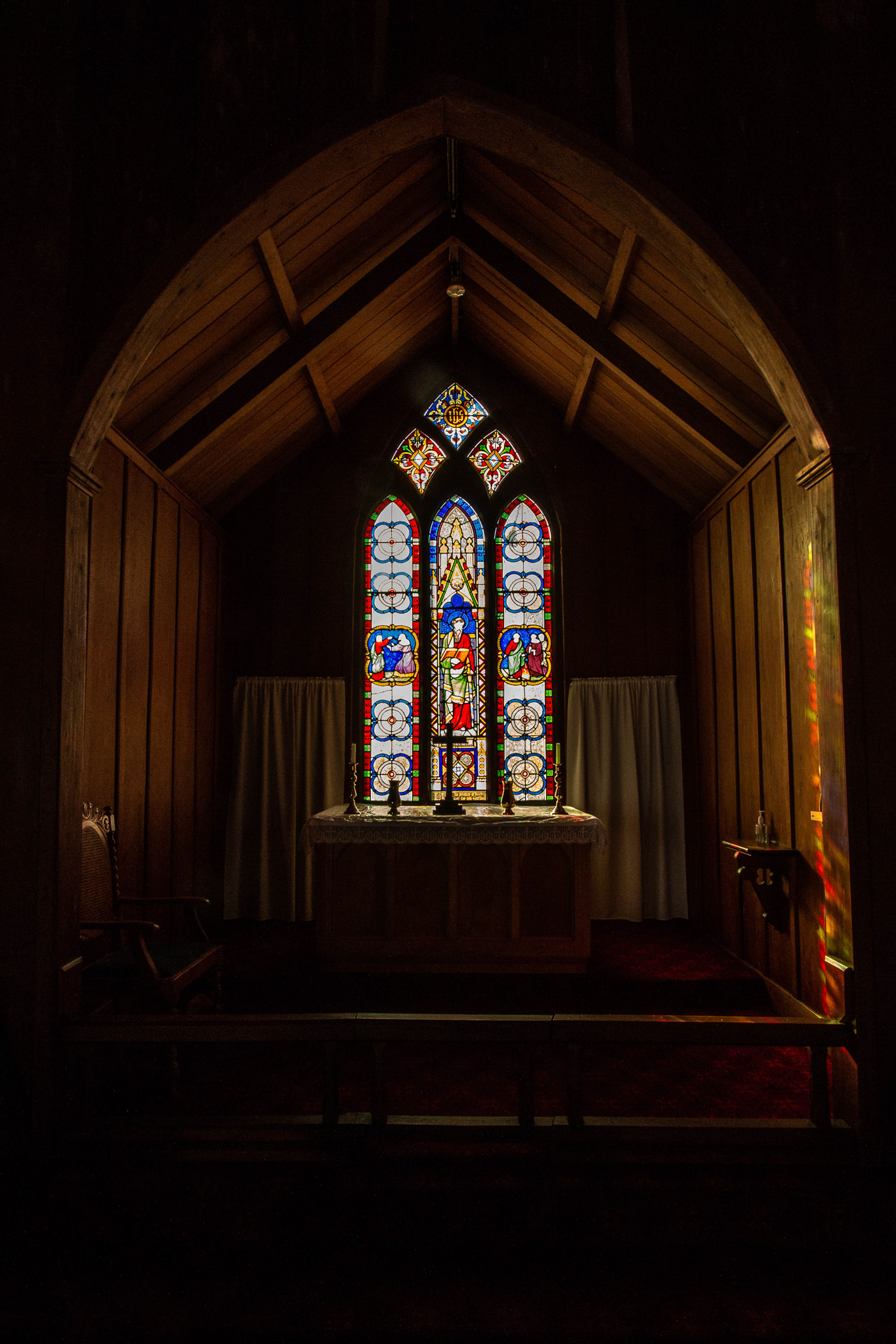 St Paul's Church, Rangiaowhia, May '19