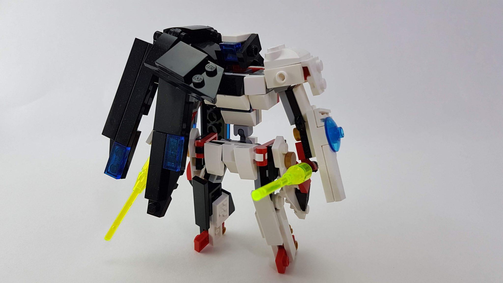 Lego Moc of Gundam Astray No-Name