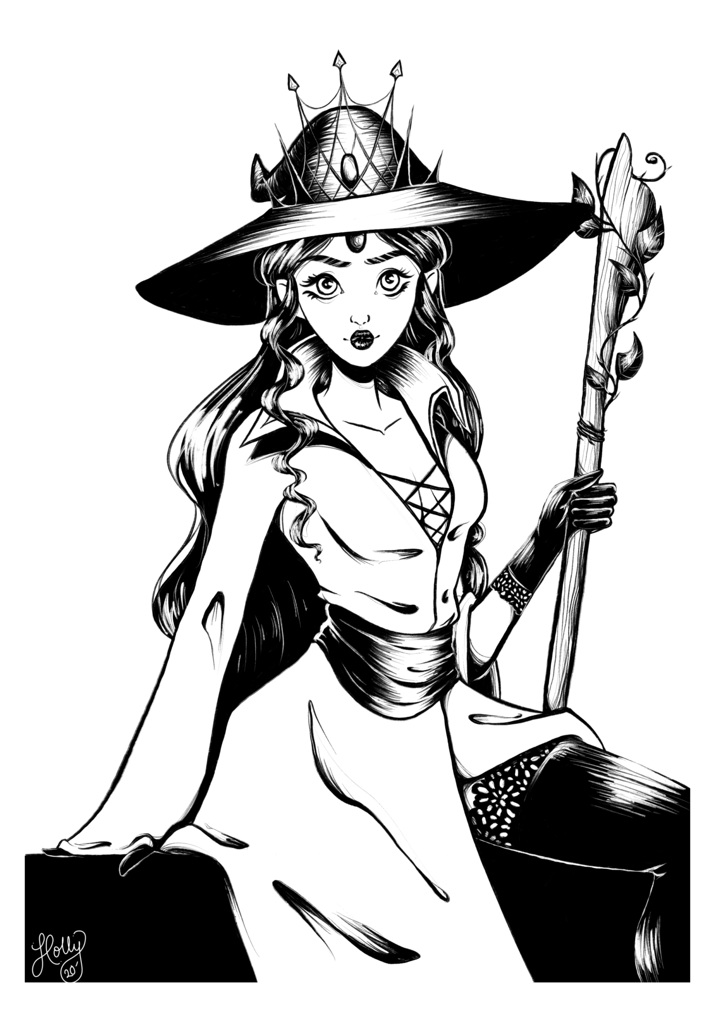 Royal Witch - Digital
